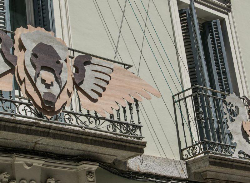 DecorAcción 2017 hotel One Shot Prado