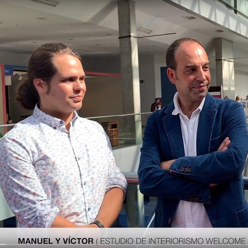 ARQDECÓ ENTREVISTA A MANUEL Y VÍCTOR DE WELCOME DESIGN